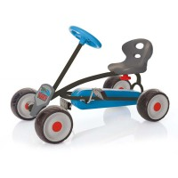 Mini Go Kart Turbo Albastru