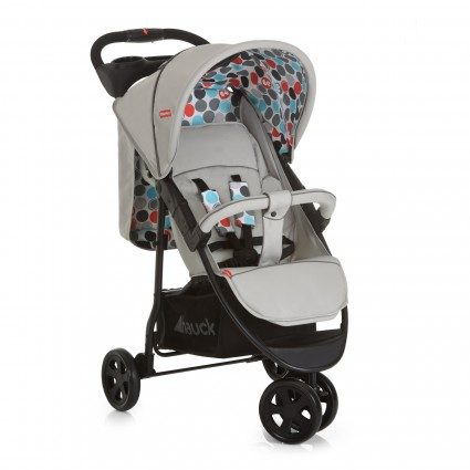 Carucior Vancouver FP Gumball Grey