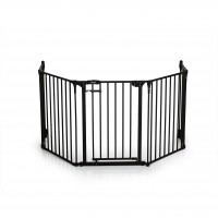 Protectie Semineu Fireplace Guard Charcoal