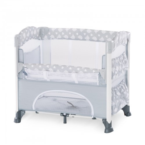 Pat Co-Sleeper Sleep'n Care Plus Teddy Grey