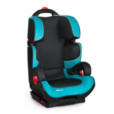 Scaun Auto Bodyguard Plus Black/Aqua