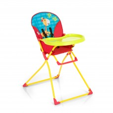 Scaun Servit Masa Mac Baby - Jungle Fun