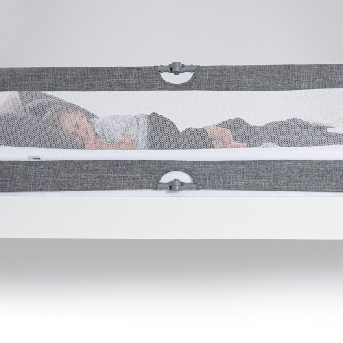 Protecţie Margine Pat  Sleep'n Safe Plus XL Melange Grey