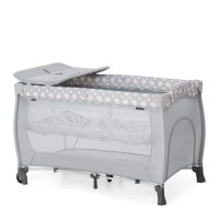 Pat Pliabil Hauck Sleep'n Play Center Teddy Grey