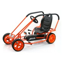 Go Kart Thunder II Orange