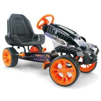 Go Kart Nerf Battle Racer